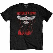 T-Shirt Unisex Tg. 3XL System Of A Down: Dove Overcome