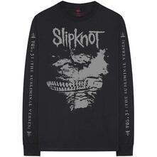 Maglia Manica Lunga Unisex Tg. M Slipknot: Subliminal Verses