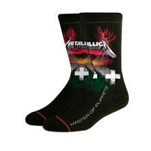 Calzini Eur 43-46/Uk 8.5-11.5/Us 9-12 Metallica: Master Of Puppets