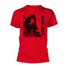 T-Shirt Unisex Tg. 2XL Minor Threat: Minor Threat Lp