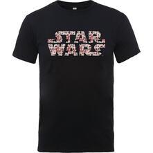 T-Shirt Bambino Star Wars. Rogue One Goodies Black