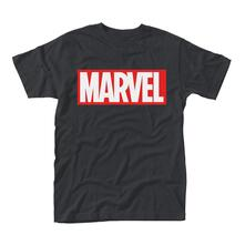 T-Shirt Unisex Marvel Comics. Logo