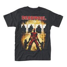 T-Shirt Unisex Marvel Deadpool. Target Practice