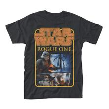 T-Shirt Unisex Star Wars Rogue One. Stormtrooper Logo Poster