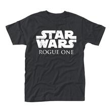 T-Shirt Unisex Star Wars Rogue One. Logo