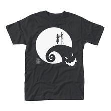 T-Shirt Unisex Moon Oogie Boogie Nightmare Before Christmas