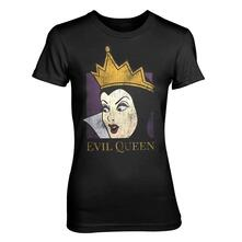 T-Shirt Donna Disney. Snow White Evil Queen