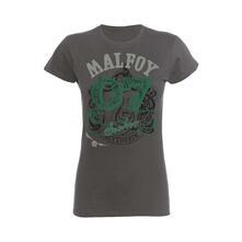 T-Shirt Donna Tg. S Harry Potter. Seeker Malfoy