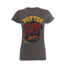T-Shirt Donna Tg. L Harry Potter. Potter Seeker