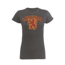 T-Shirt Donna Tg. S Harry Potter. Gryffindor Sport