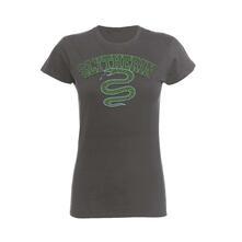 T-Shirt Donna Tg. M Harry Potter. Slytherin Sport