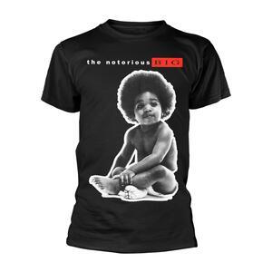 Notorious B.I.G. (The). Baby (T-Shirt Unisex Tg. S)