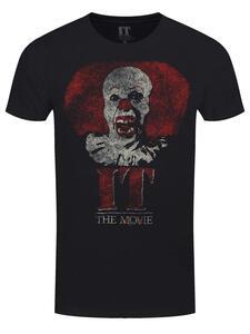 T-Shirt Unisex It. The Movie. Pennywise Clown Logo. Taglia M