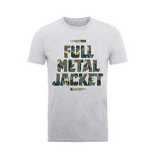 T-Shirt Unisex Full Metal Jacket. Camo Bullets. Taglia L