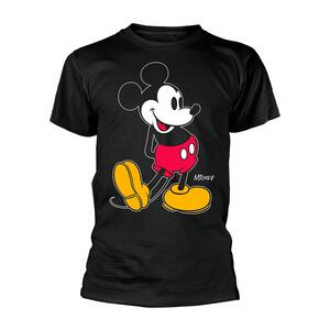 T-Shirt Unisex Tg. XL Disney - Mickey Kick