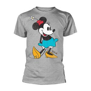 T-Shirt Unisex Tg. S Disney - Minnie Kick