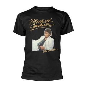 T-Shirt Unisex Michael Jackson. Thriller White Suit. Taglia M