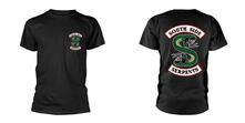 T-Shirt Unisex Tg. S Riverdale: Serpen(T-Shirt Unisex Tg.  Xl)