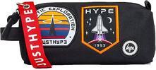 Astuccio bustina Hype Space Badges - 19x6,5x8 cm