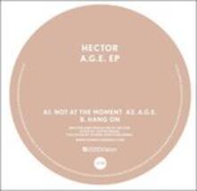 A.G.E. Ep - Vinile LP di Hector