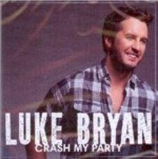 CD Crash My Party Luke Bryan