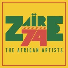 Zaire 74. The African Artists - CD Audio