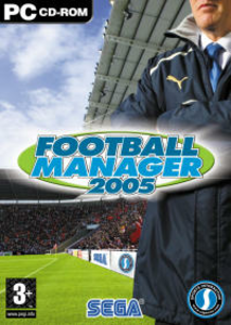 Videogioco Football Manager 2005 Personal Computer 0