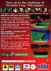 World Snooker Championship 2005 - 13