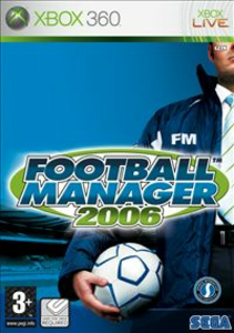 Videogioco Football Manager 2006 Xbox 360 0