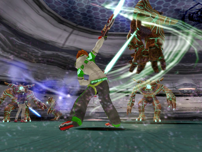 Videogioco Phantasy Star Universe Xbox 360 8