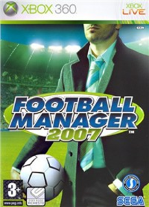 Videogioco Football Manager 2007 Xbox 360 0
