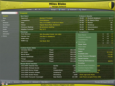 Videogioco Football Manager 2007 Xbox 360 2