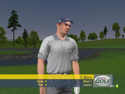 ProStroke Golf. World Tour 2007 - 2