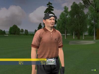 ProStroke Golf. World Tour 2007 - 3