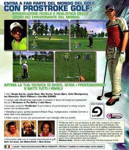 ProStroke Golf. World Tour 2007 - 11