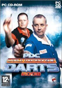 Videogioco PDC World Championship Darts 2008 Personal Computer 0