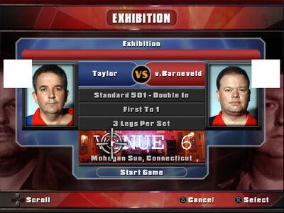 Videogioco PDC World Championship Darts 2008 Personal Computer 1