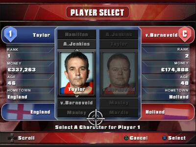Videogioco PDC World Championship Darts 2008 Personal Computer 5