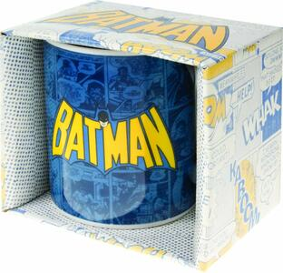 Tazza Batman. Logo - 2