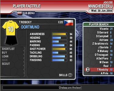 Premier Manager 2004-2005 - 5