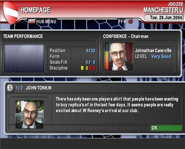 Premier Manager 2004-2005 - 6