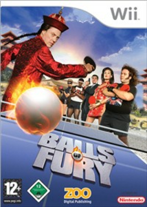 Videogioco Balls of Fury Nintendo WII
