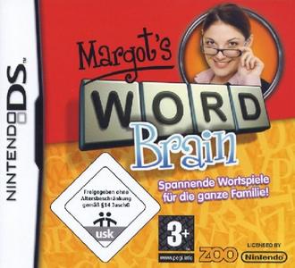 Videogioco Margot's Word Brain Nintendo DS