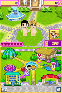 Videogioco Love is... in Bloom! Nintendo DS 2