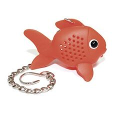 Idee regalo Gold Fish Tea Infuser Suck UK