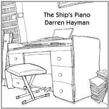 Ship's Piano - Vinile LP di Darren Hayman