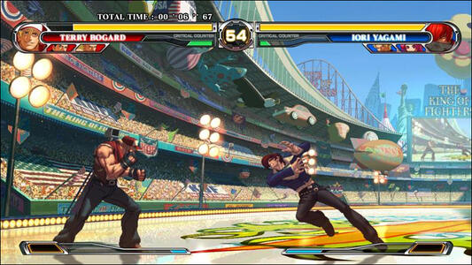King of Fighters XII Ultimate Match - 2