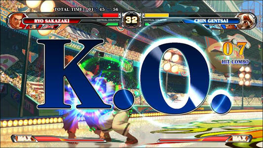 King of Fighters XII Ultimate Match - 4
