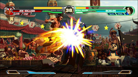 King of Fighters XII Ultimate Match - 6