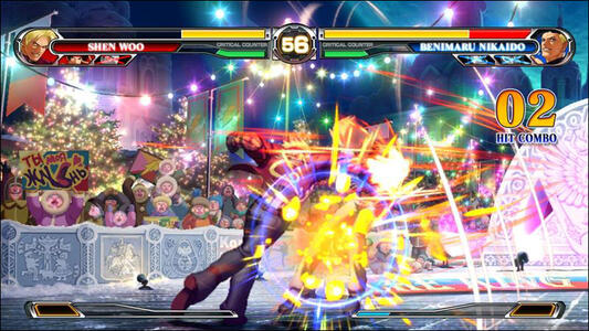 King of Fighters XII Ultimate Match - 7